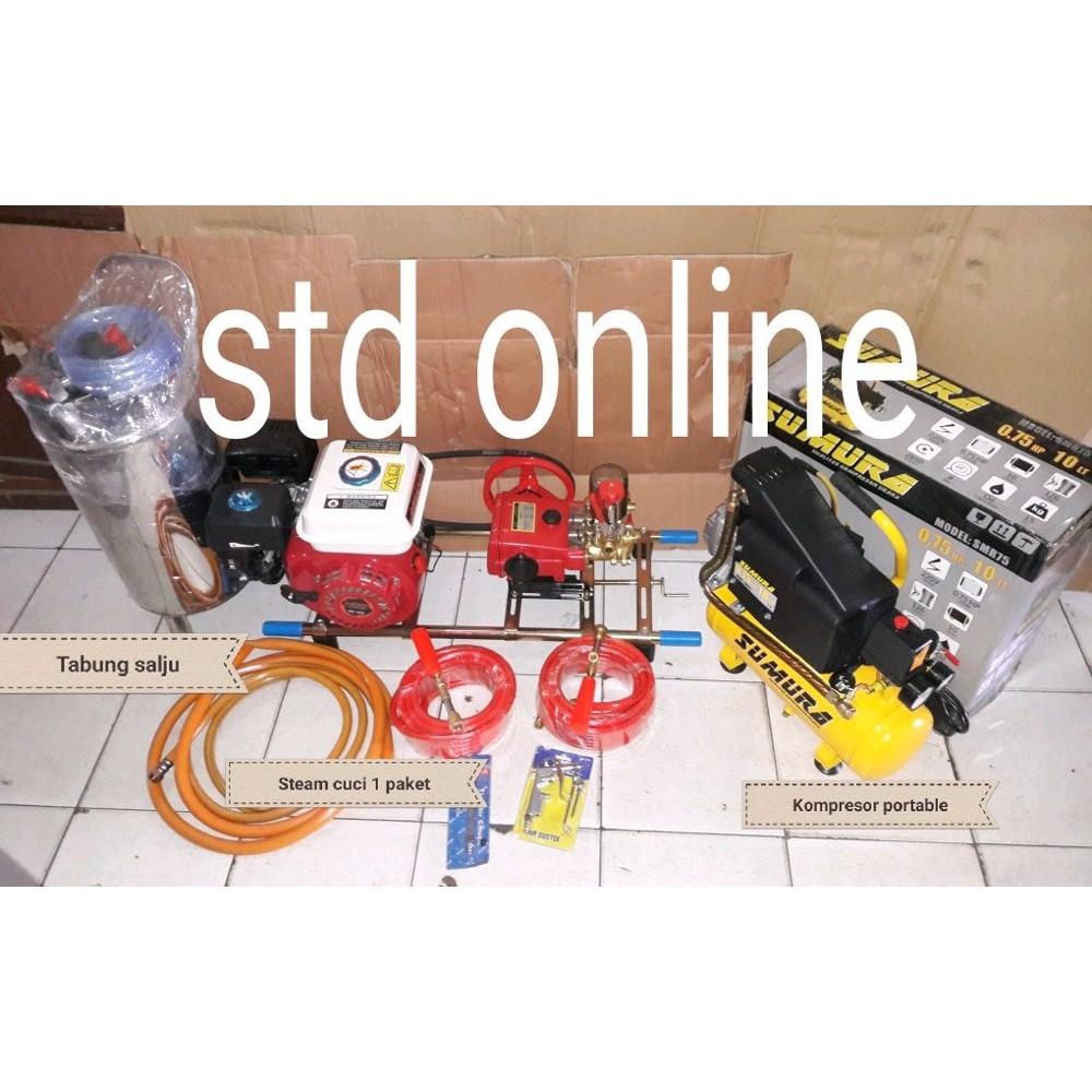 Dapatkan Harga Cuci Mobil Diskon Shopee Indonesia High Pressure Cleaner Listrik Bosch Ghp 5 14
