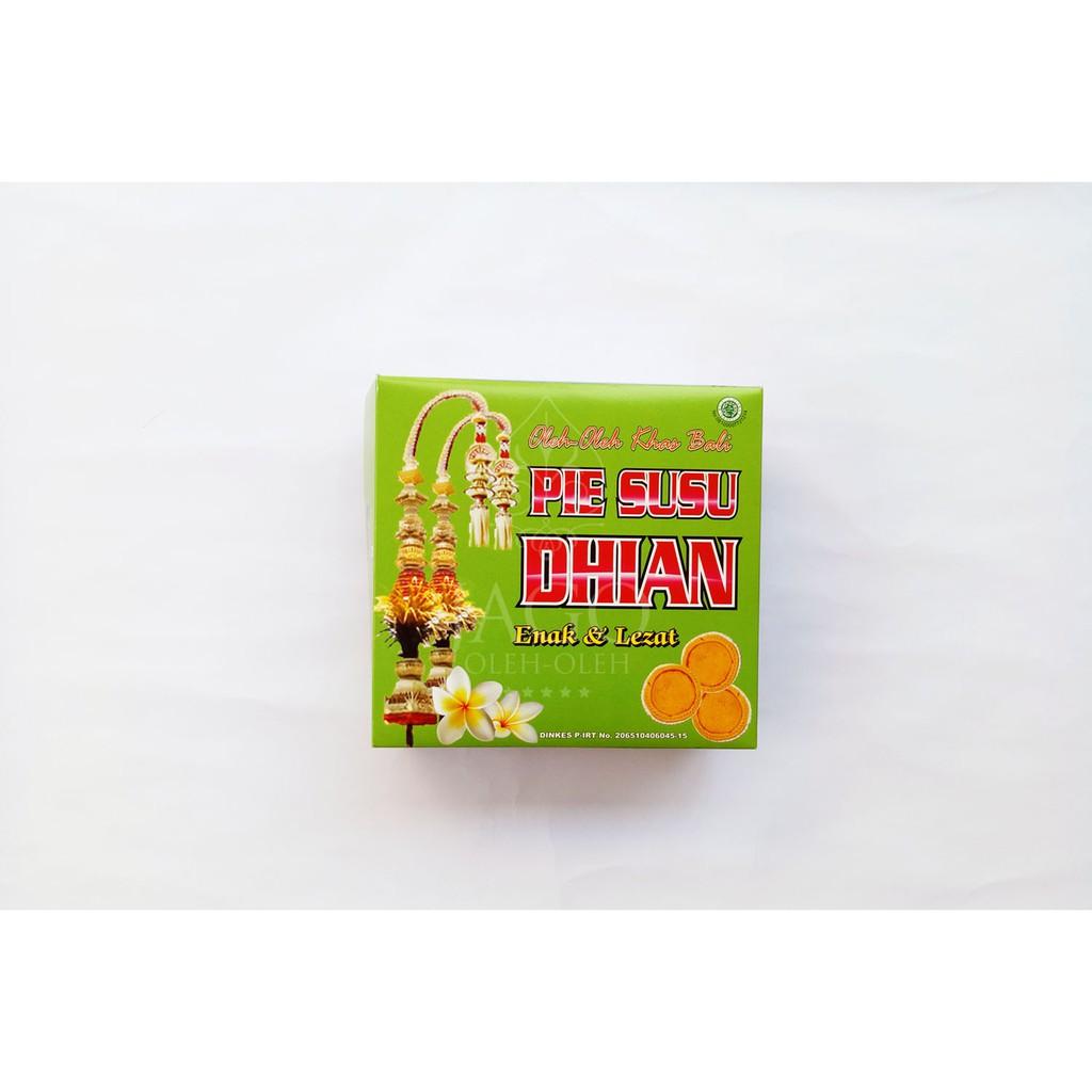 Pie Susu Dhian Original 10pcs Box Bali Enak Shopee Asli Rasa Keju Indonesia