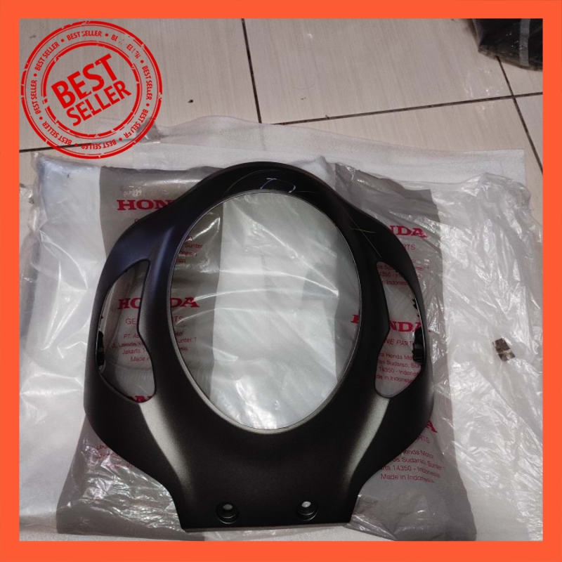 cover FR TOP panel tameng depan scoopy all new 64301 K2F N00