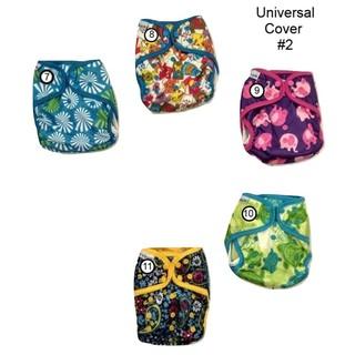 Pokado Popok Kain Cuci Ulang Cloth Diapers Motif Owl