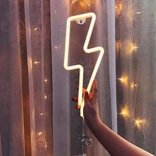 ready (no custom) neon sign led light tumblr love - lampu