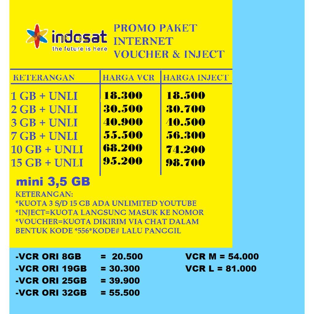 Jual Murah Voucher Indosat 2 Gb Mini Terbaru 2018 Agrapana Nandana Kemeja Batik Cap Slim Fit Lengan Panjang Biru Muda L Promo Isi Ulang Kuota Ooredoo 1gb 24jam Mds Paket Data Internet