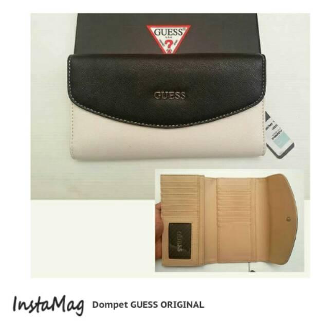 Dompet guess sale original  28834ddf43