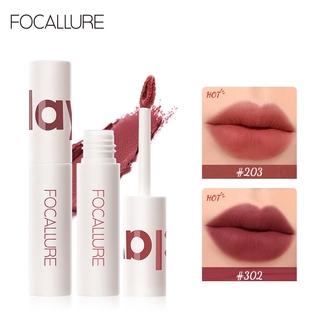 Focallure Lip Cream Velvet Matte Mousse 17 Warna thumbnail
