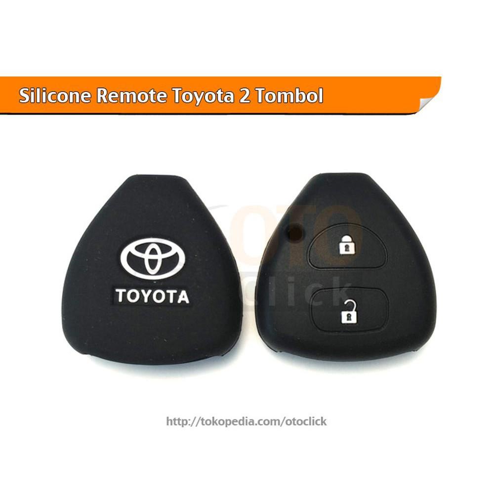 Sarung Casing Kondom Silicon Remot Remote Toyota Innova Yaris Kunci Lipat Filp Key Fortuner Vios Altis 3 Tombol Camry T Hitam Shopee Indonesia
