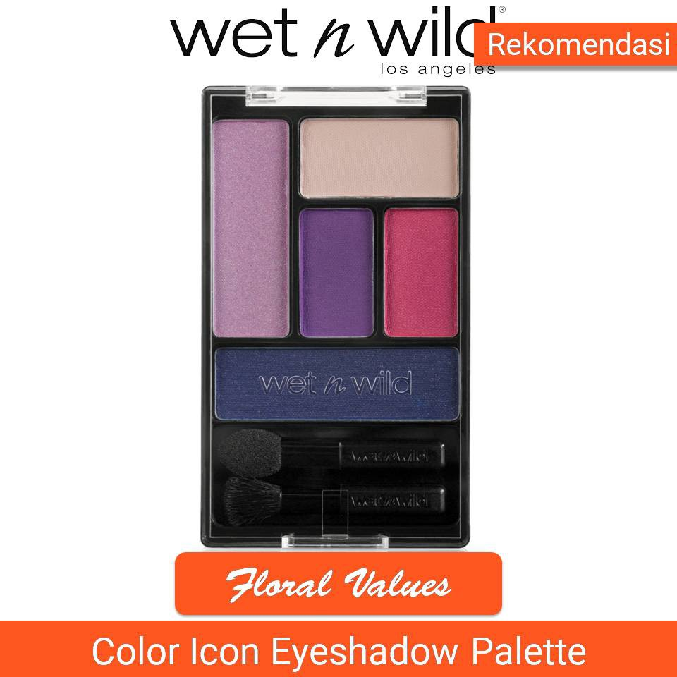 Wet N Wild Au Natural Palette Bare Necessities Makeup Eyeshadow Naturel Color Icon
