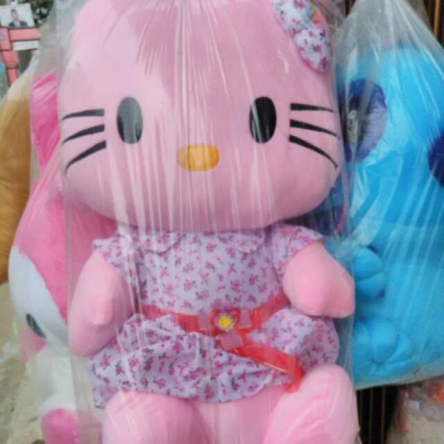 Boneka hello kitty   hk   helo kity love cinta  83b1c93971