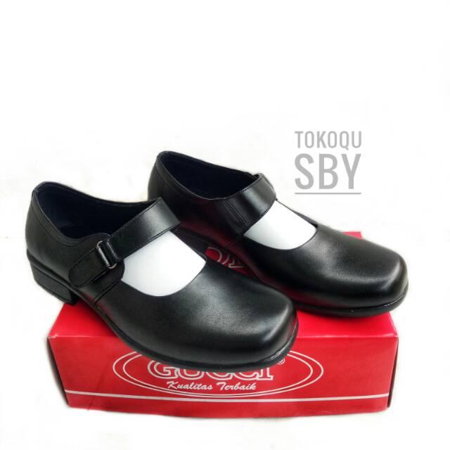 Sepatu Paskibra Kulit Wanita Sepatu Wanita Kulit Sepatu Kulit