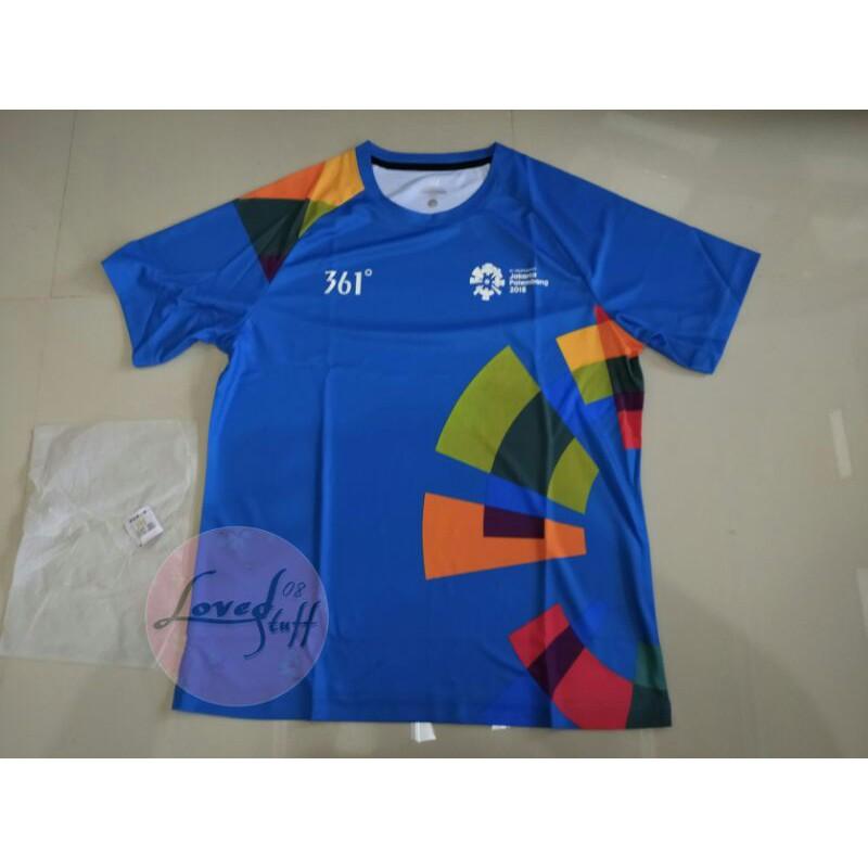 Volunteer Asian Games 2018 Original T-Shirt 361°