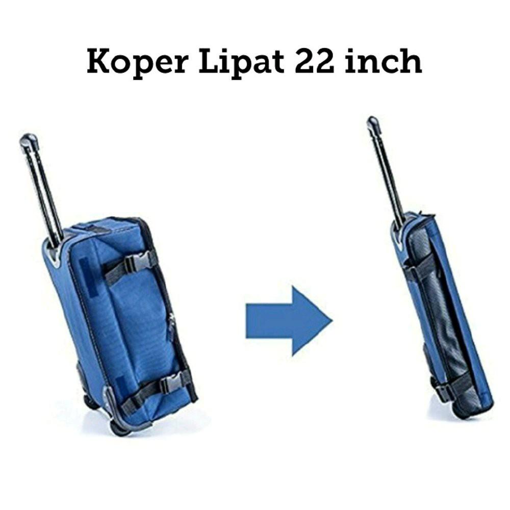 Promo Koper Rimowa Silver Uk 20 Inch Size Kabin Shopee Indonesia Tas Polo Hoby Fiber Abs 708 Green