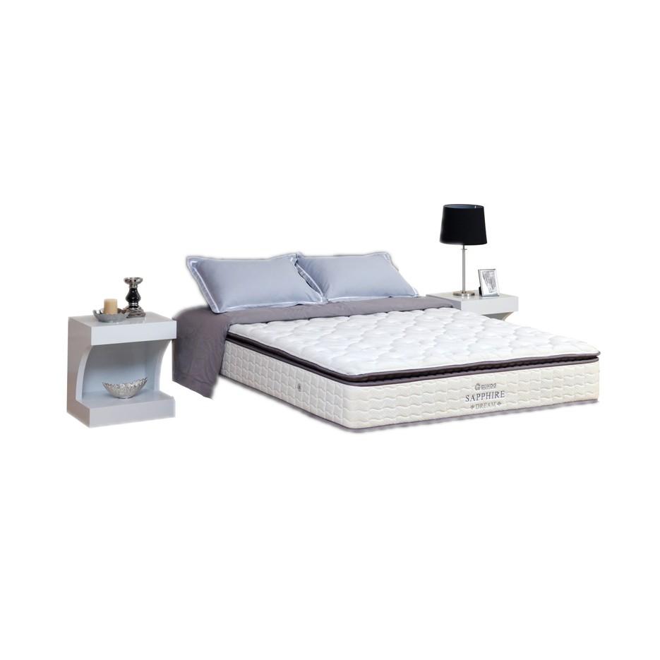 Guhdo Hanya Kasur Spring Bed Sapphire Dream