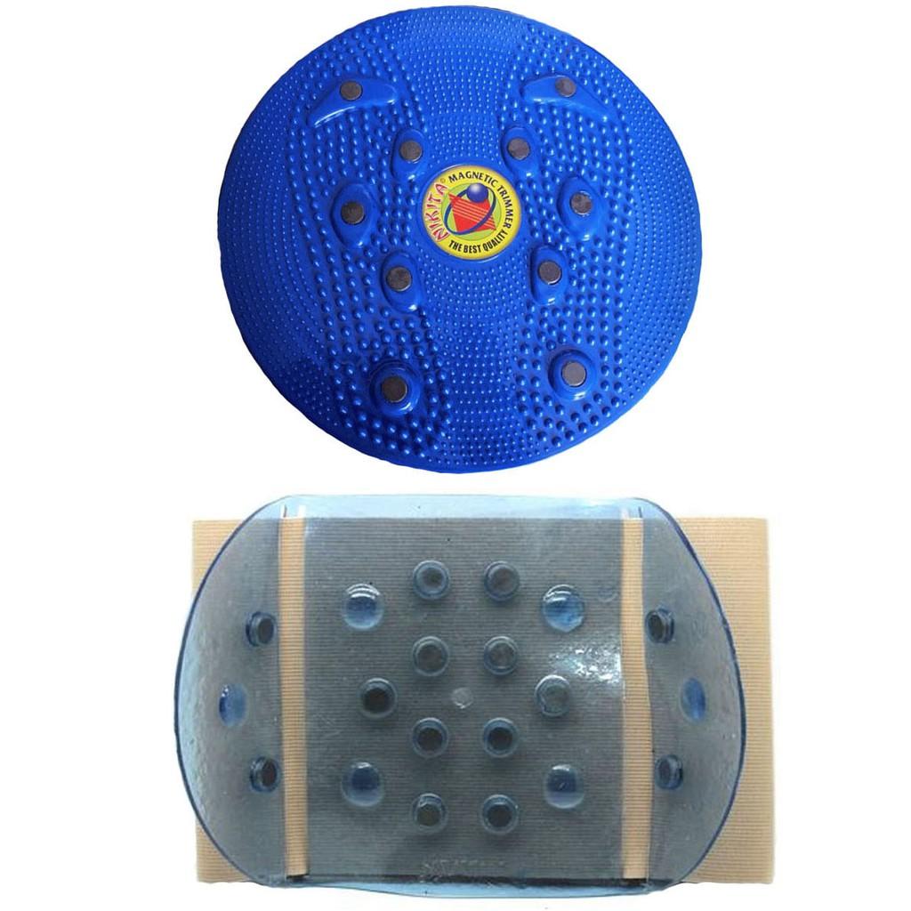 Jogging Body Plate Magnetic Trimmer Murah Shopee Indonesia Alat Olahraga Portable