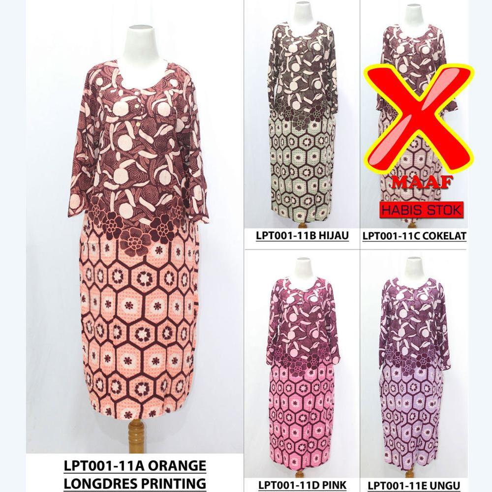 Daster Lowo Batik Print Dpt002 06a - Daftar Harga Terlengkap Indonesia 21deaab894