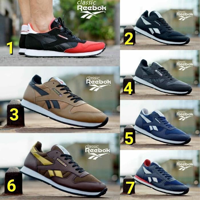 reebok+sepatu - Temukan Harga dan Penawaran Lain-lain Online Terbaik -  Sepatu Pria Agustus 2018  9fa6998fca