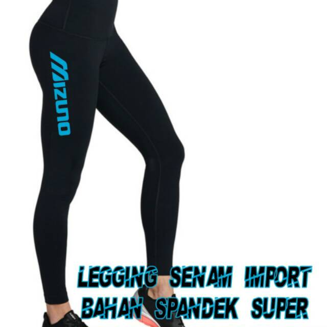 Celana Legging Voly Mizuno Shopee Indonesia