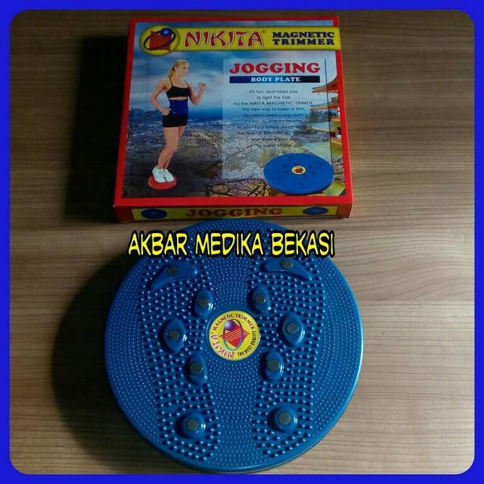Paket Murah Alat Pelangsing Tubuh Magnetic Trimmer Body Plate Dan Tummy Trimmer   Shopee Indonesia