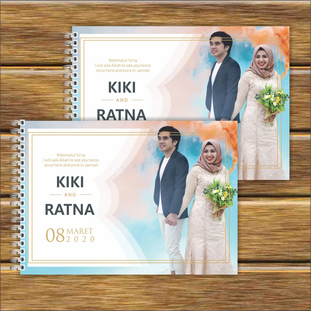 Harga Album Wedding Terbaik Oktober 2020 Shopee Indonesia