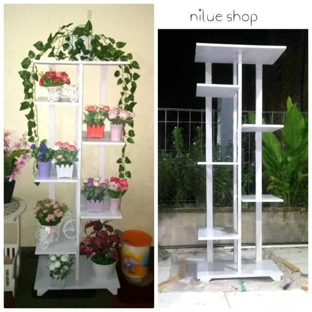 Rak Display Bunga Rak Bunga Cantik Shopee Indonesia