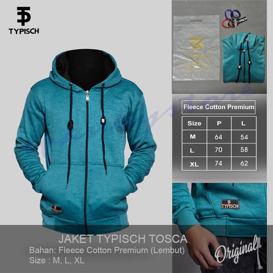 Sweater Jaket Pria Murah Hoodie Zipper TYPISCH ORIGINAL DISTRO PREMIUM  c644ab623c