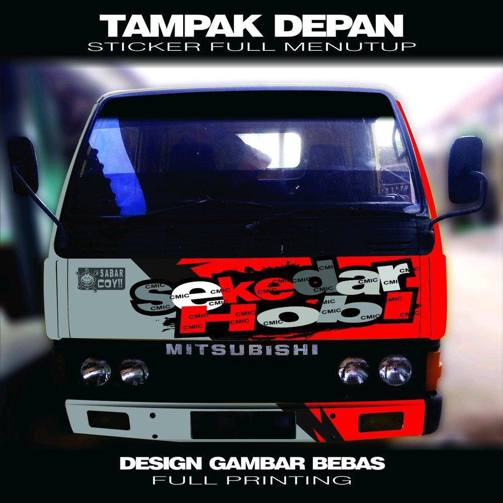 20+ Inspirasi Stiker Mobil Truk Ragasa - Aneka Stiker Keren