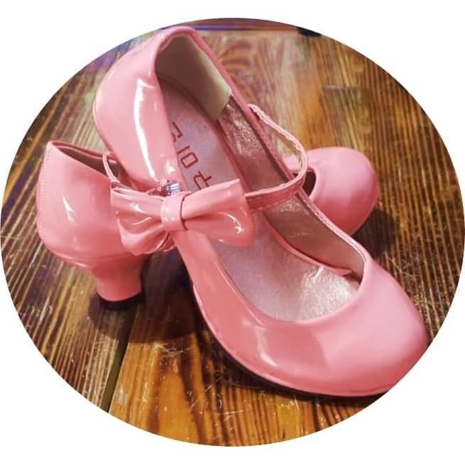 Sepatu Pesta High Heels Anak Sepatu Sandal Hak Tinggi Anak Perempuan Shopee Indonesia
