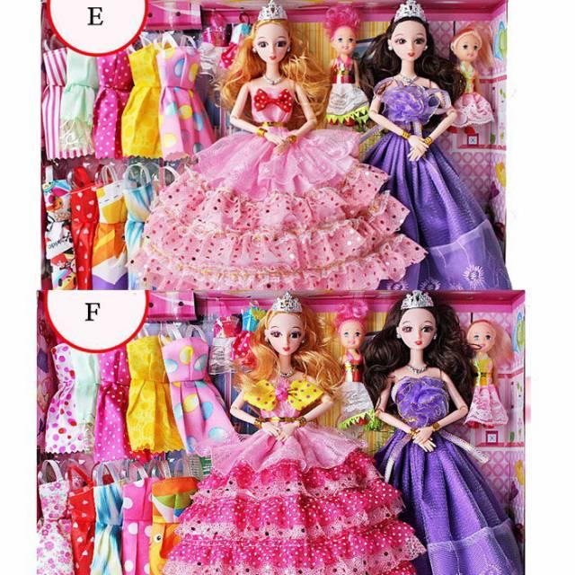 Barbie princess murah - boneka barbie murah  3afec3f087