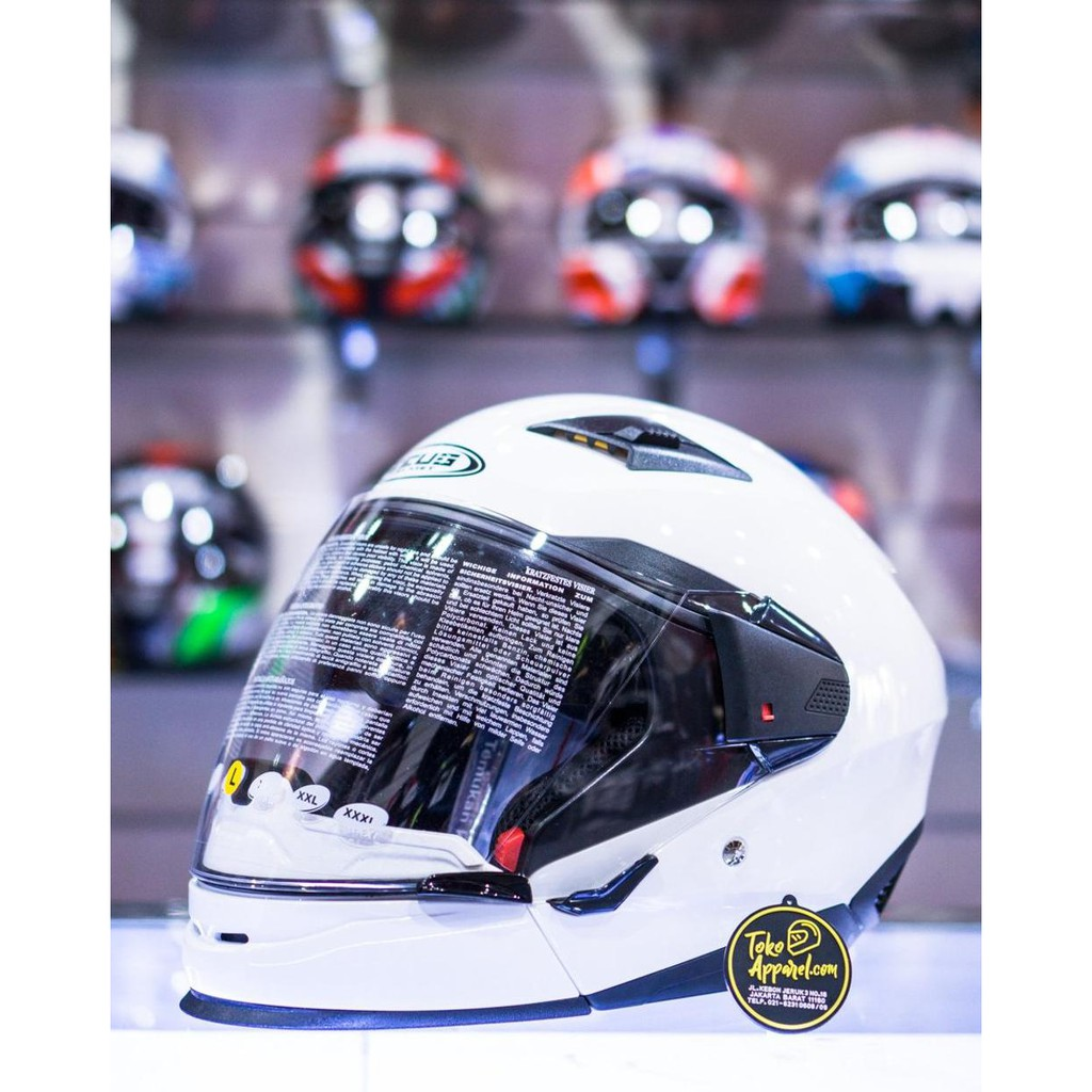 Helm Zeus Zs 611c Matt Black Modular Shopee Indonesia