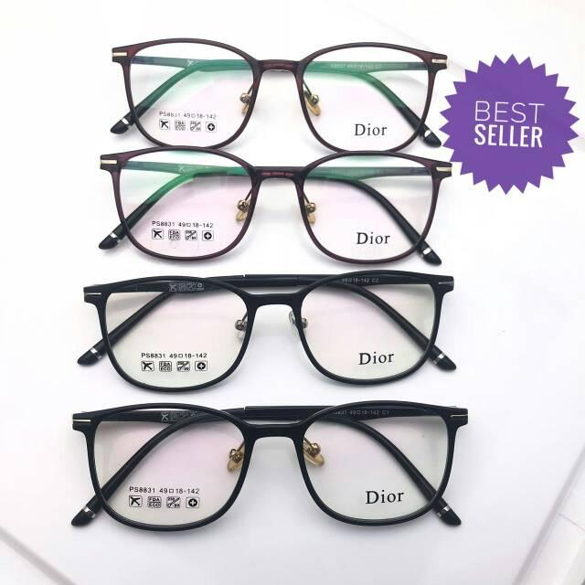 Kacamata gaya minus bulat vintage retro korea pria wanita lucu aksesoris  fashion  19a9c9a0a7