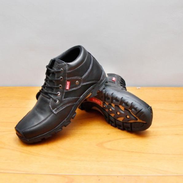 Y2382 Sepatu Boot Casual Bahan Kulit Sapi Asli Plus Sudah Dijahit Fdw 05 Shopee Indonesia