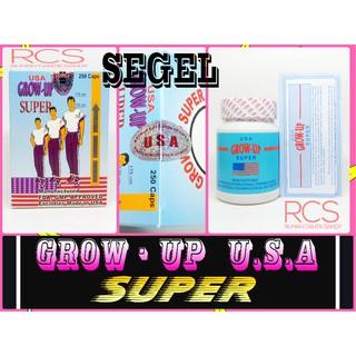 GROW UP ~ Peninggi Badan SUPER ~ ORIGINAL USA