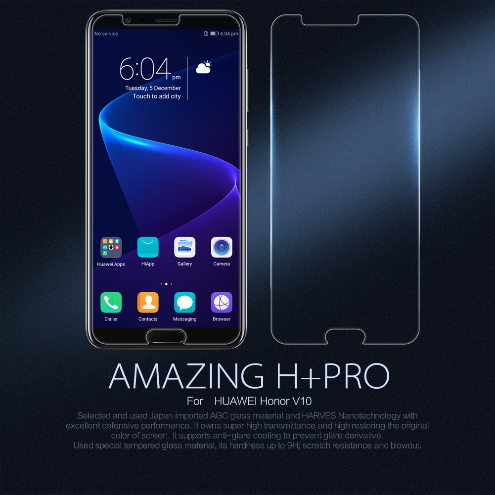 Nillkin Tempered (Amazing H+ Pro) - Huawei Honor V10 / Honor View 10 | Shopee Indonesia