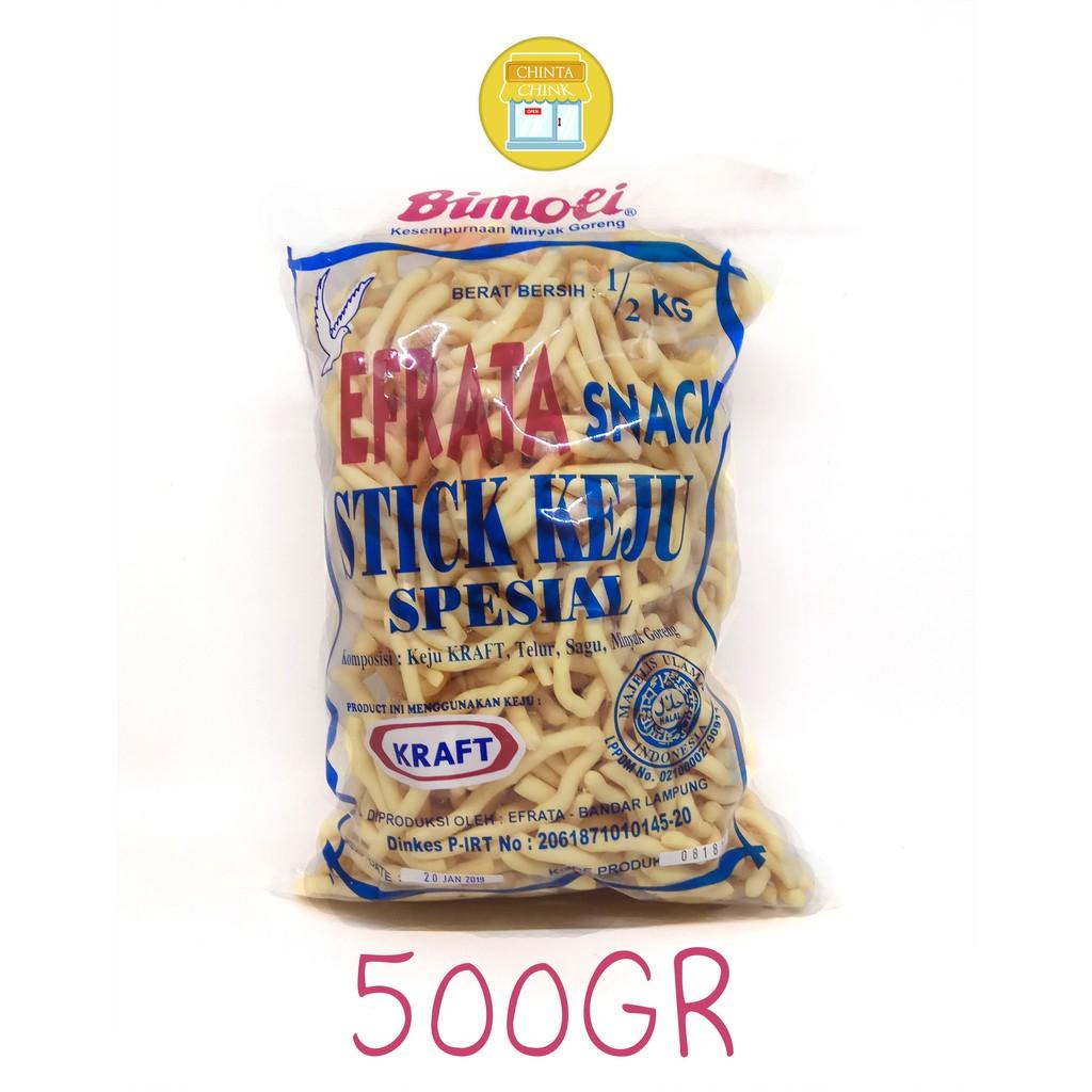 Stik Keju Kraft Efrata Kemasan Besar 500g Shopee Indonesia