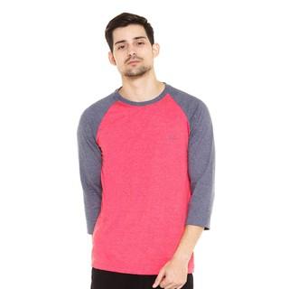 Carvil Terbaru T Shirt Pria Raglo Kualitas Carvil Teruji