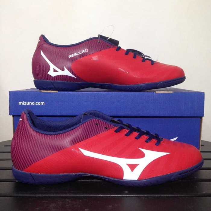 Sepatu Volly Voli Mizuno Original Thunder Blade V1Ga177094 Biru Putih  Kuning  f028de3d4f