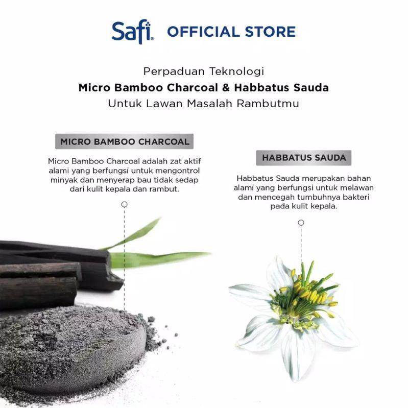 SAFI Hair Xpert-Fresh & Bounce Shampoo 160 ml-3