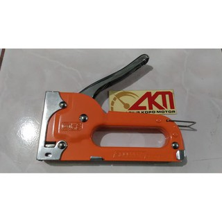STAPLE GUN TACKER SELLERY 97-372 STAPLES 4 MM - 8 MM .
