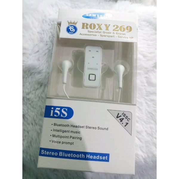 Headset Earphone Bluetooth Samsung Audio - Handfree Handset Hetset Hedset Henset Heset Blutut