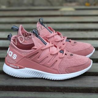 Sepatu Wanita Adidas Fashion Women Korean White Outdoor Sport Shoes Casual Woman Running Sneakers