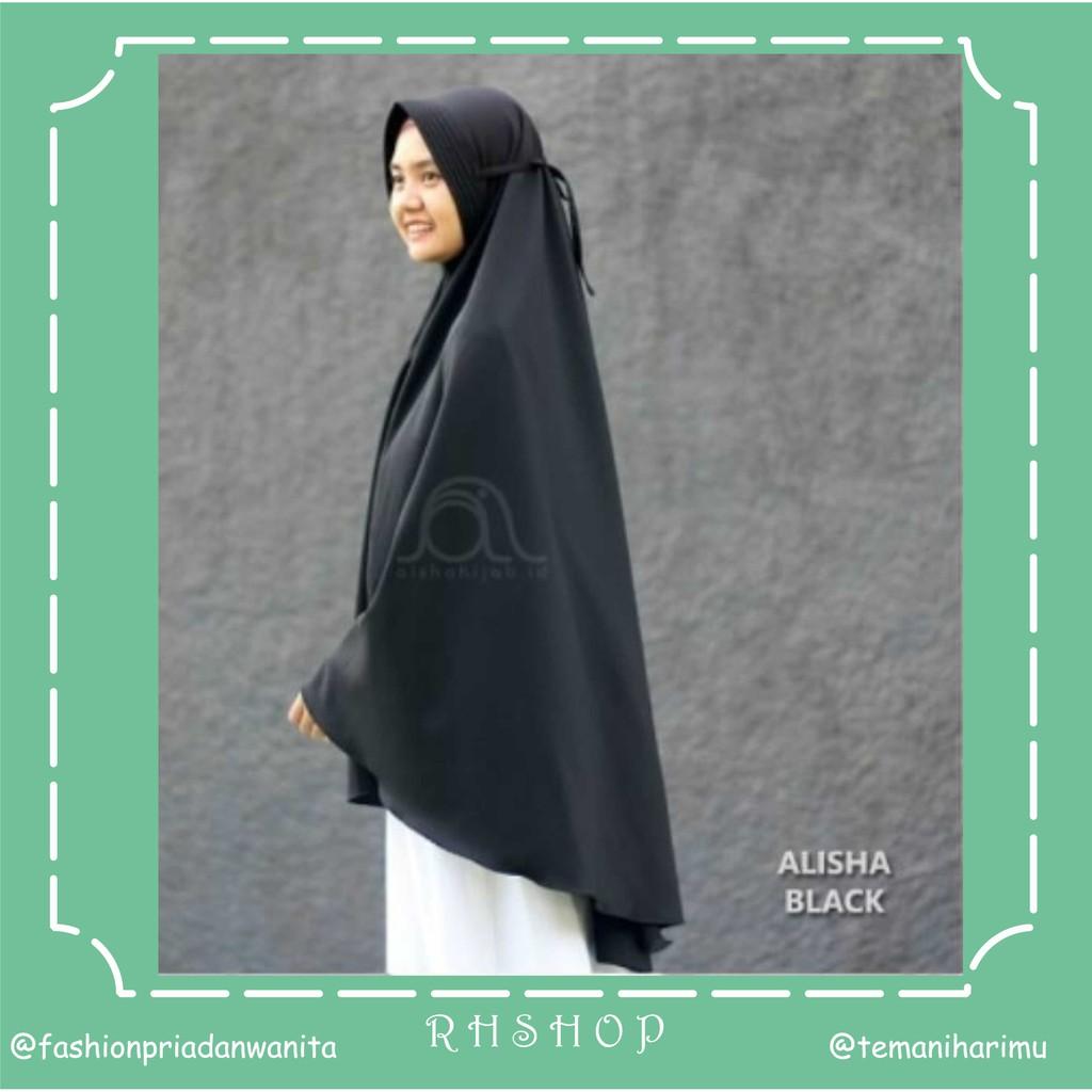 Kerudung Jumbo Khimar Shafa Pet Tali Extra Xxl Bergo Jilbab Hijab Tali Pet Tali Belakang Bergo Tali Shopee Indonesia