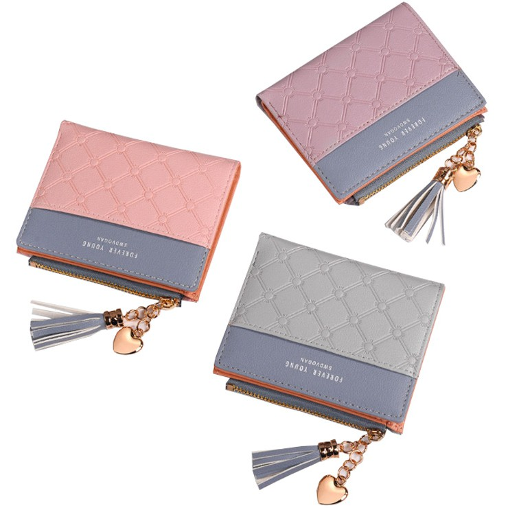 Girl Women Lady PU Leather Clutch Wallet Long Card Holder Purse Box Handbag  Bag TOP1  4c59fbaebd