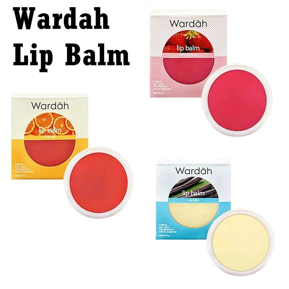 ORIGINAL Wardah Lip Balm; ORIGINAL Wardah Lip Balm ...