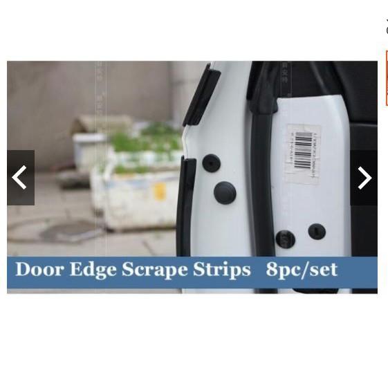 Door Rubber Pelindung Sisi Pintu Mobil Car Door Guard O7191 | Shopee Indonesia