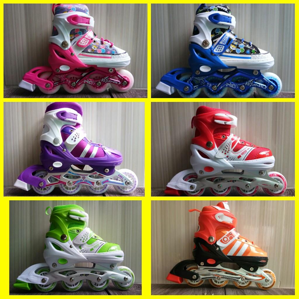 Sepatu Roda Anak Inline  b8f419bc5f
