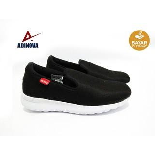 Adinova Sepatu Pria Sepatu Slip On Sepatu Santai dan Sepatu Sport A01 4886bfeae2