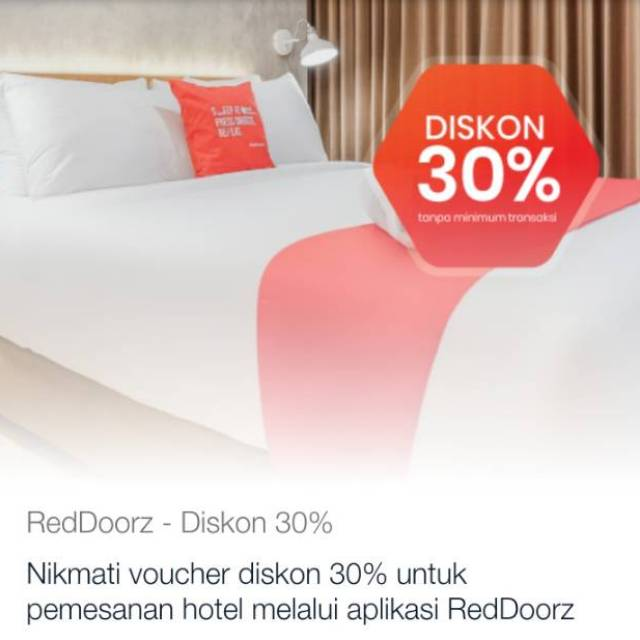 Voucher Reddoorz 30 Shopee Indonesia
