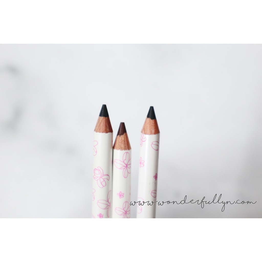Emina Agent Of Brow Pensil Alis Eyebrow Pencil Viva Queen 100 Original Shopee Indonesia