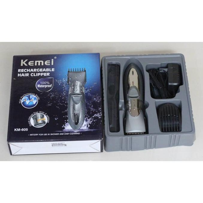 Alat Mesin Cukur Cas KEMEI KM-809B Hair Clipper  5c740c2a2c