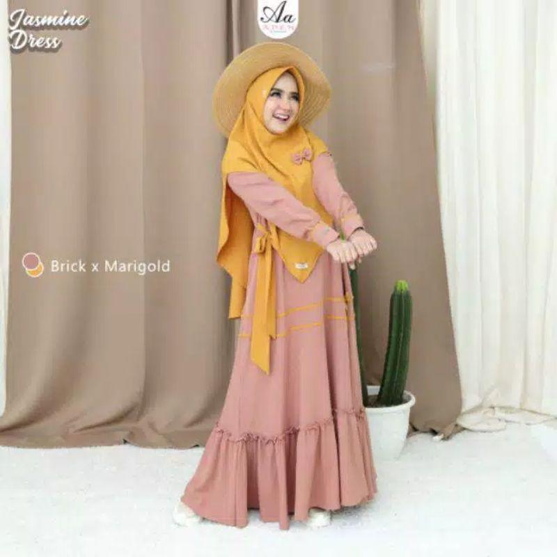 Gamis Jasmine dress by Aa aden