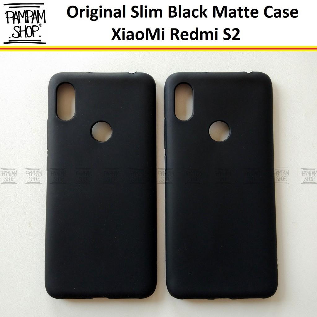 Soft Case Slim Black Matte XiaoMi Redmi 4 Prime Ultrathin Ultra Thin  Silikon Softcase Xiao Mi Hitam  7118ff40c7