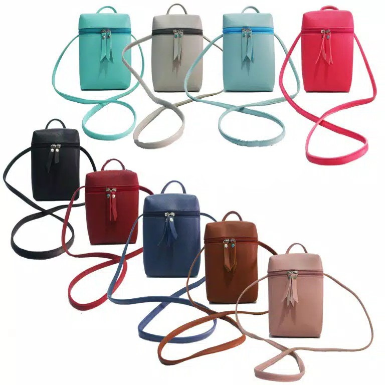 Fasahaya Tas Wanita/ Tas Selempang / Sling Bag / Tas Kotak ...